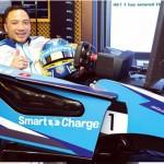 傑出賽車運動員歐陽若曦 突破極限的標竿人生