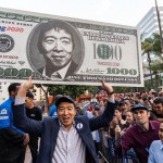 美國 2020 會出現第一位台灣裔總統嗎?民主黨參選人 Andrew Yang 令人耳目一新的經濟解方