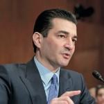 FDA新局長學術地位崇高 外界最關注政策能否延續