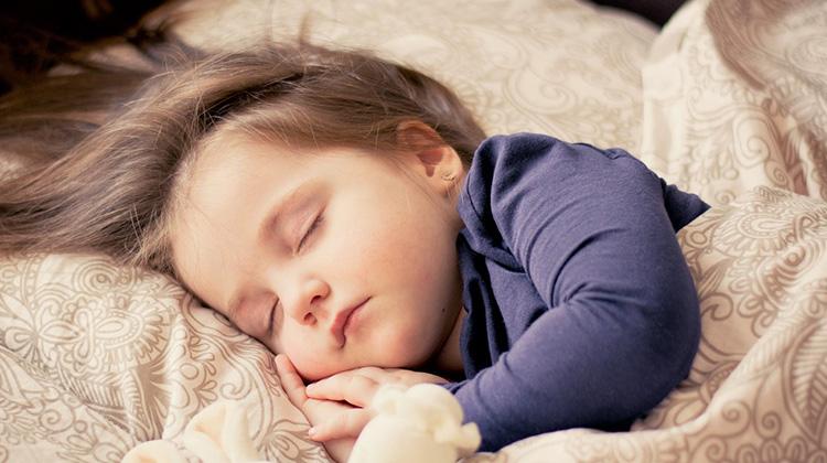 五歲以下小孩睡多久才夠