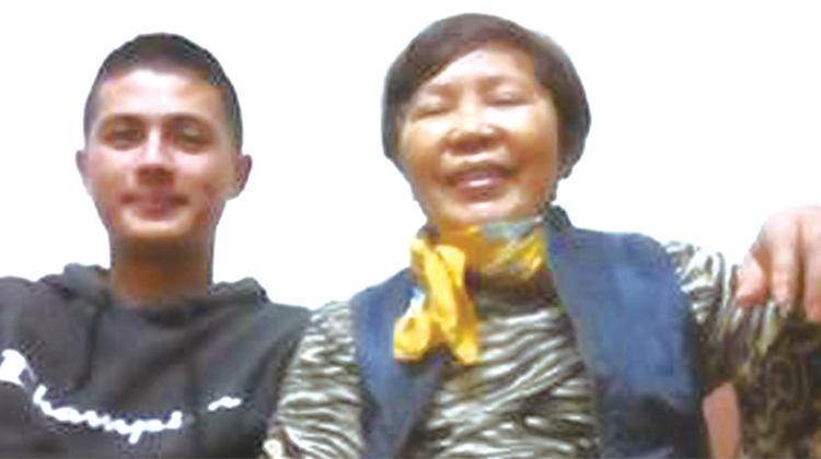 【礙裡活出愛的故事】單親媽黃詹寶珠對抗乳癌 兒子如天使一路陪伴