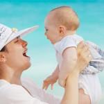 親子關係自嬰兒時期開始培養