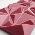 紅寶石巧克力:這種新的糖果是完美的粉紅色