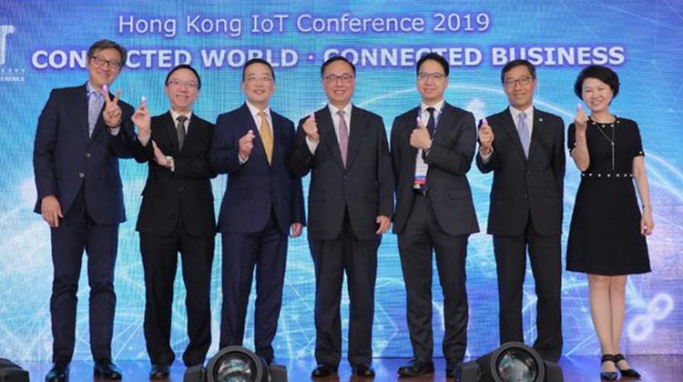 香港物聯網會議2019 -- 世界互聯-企業互通