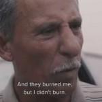 連火都燒不死的奇蹟見證 伊拉克男子被火焚 聖靈保護毫髮無傷生存下來