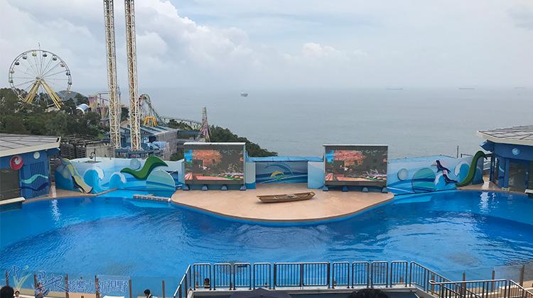 香港海洋公園可以這麼玩
