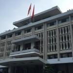 越南縱遊(七) 胡志明印度廟與統一宮