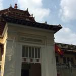 越南縱遊(五) 胡志明市雄王殿與越南歷史博物館