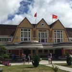 越南縱遊(九) 大叻春香湖、車站、大學