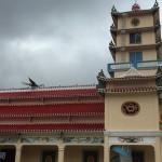 越南縱遊(十一) 大叻高台教聖寺