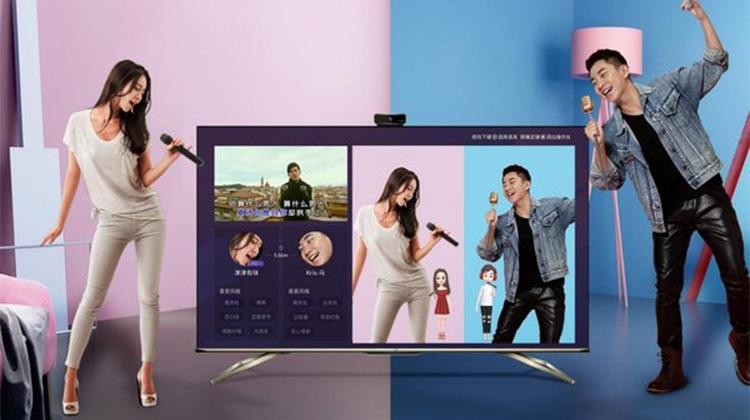 Hi Table!海信發佈中國首款社交電視