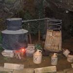 人們真的用散熱器來充當蒸餾爐嗎?