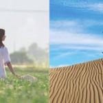 「不用買,也可以騎 Gogoro 在桃園旅遊。」桃園主題式輕旅行:九月雪花景、台版鳥取沙丘