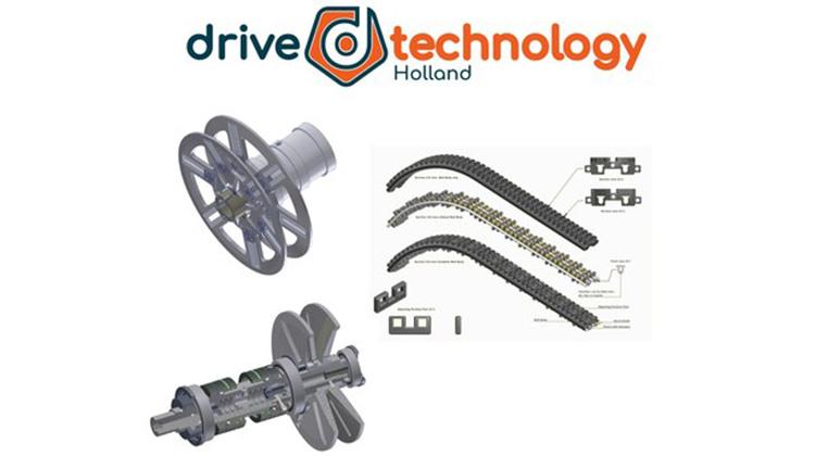 Drive Technology Holland推出無齒輪驅動系統
