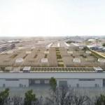 全球最大城市農場就在巴黎屋頂上