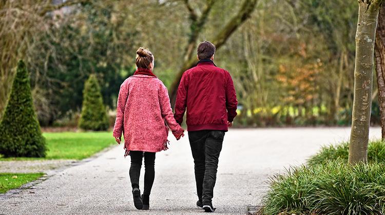 走路讓人更健康更快樂更聰明