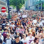 冰島辦「冰川葬禮」、歐洲百萬青年上街頭 籲立即採取抗全球暖化行動