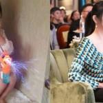 大S女兒「公主坐姿」,展現「教養」是家長給小孩最好的名片
