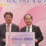 晚期乳癌治療不打折 CDK4/6抑制劑可降3成死亡率