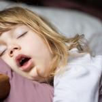 兒童睡眠呼吸中止症