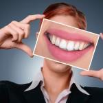 牙齒又白又亮的秘訣