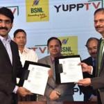 YuppTV和BSNL就三重播放服務達成合作關係
