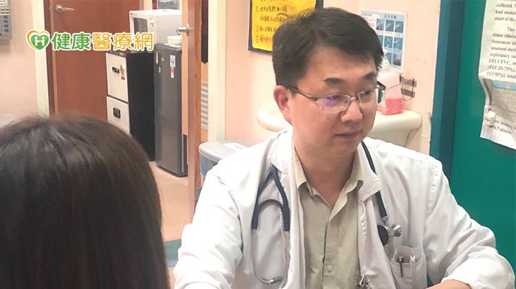 手腳無力以為是中風 就醫竟是肺癌腦轉移