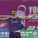 【他的職場,在運動場】從 10 連敗打到世界第 2:台灣羽球一哥周天成的「逆轉人生」