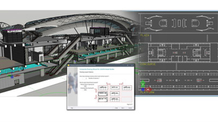 Bentley Systems的設計整合式產品透過數碼孿生將BIM提升至4D