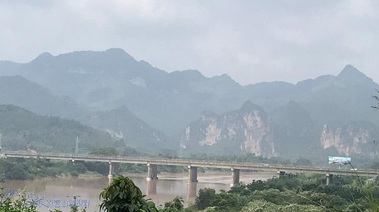 廣西邊境(三)  崇左花山岩畫、博物館、九牛爬坡