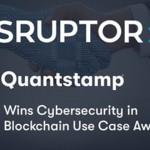 Quantstamp榮獲數據塊鏈用例網絡安全獎