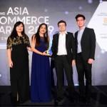 盧亞在亞洲電子商務獎評選獲最佳電子商務客戶服務金獎和兩項銅獎