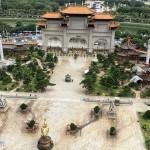 廣西邊境(十三)  玉林雲天文化城天聖寶殿