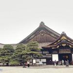 京都秋景:大政奉還的二條城