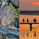 【休日輕旅行提案】2020 桃竹苗 5 個經典小鎮「自然系紓壓」景點特搜:台版天空之鏡、飛瀑天空步道⋯⋯