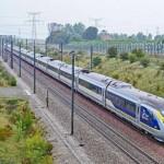 倫敦至阿姆斯特丹直達列車只要4小時