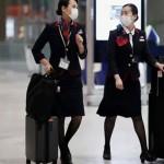 日航率先取消女性員工衣著規定