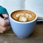 疫情期間,贈送咖啡送暖