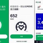 宏利推出全新「MOVE活力指數」幫助客戶投入更健康生活