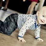 嬰兒爬行七大好處