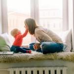 職業婦女該如何與寶寶建立聯繫?