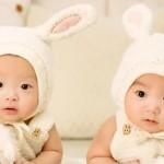 超適合雙胞胎寶寶的英文名