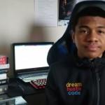美15歲少年為黑人小孩創立科技教育營