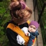 使用嬰兒揹帶的安全原則