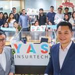 YAS以震撼式創新  開啟保險科技未來
