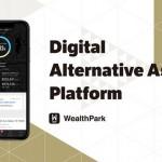 促進替代投資平台數位化的WealthPark獲9.07億日幣融資