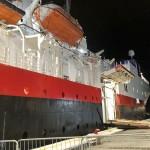 極光吐吐船:挪威郵輪Hurtigruten