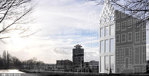 環保3D列印建築可自動分解?
