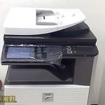 高科技公司影印機的管理