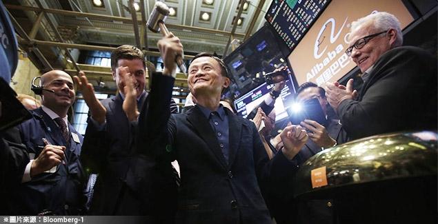馬雲:保證讓阿里巴巴的投資者賺錢